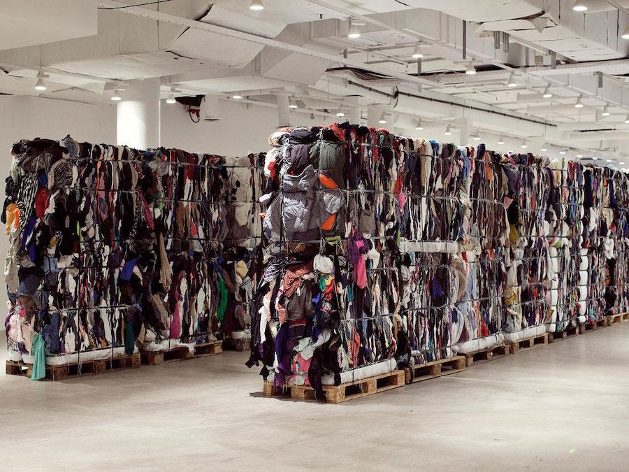 Переработка одежды и текстиля
