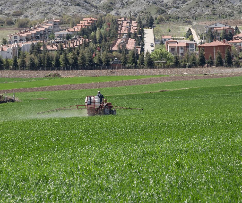 Утилизация агрохимикатов