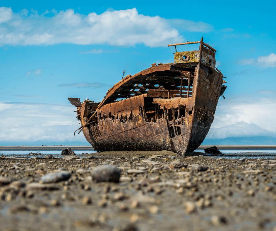 Утилизация кораблей